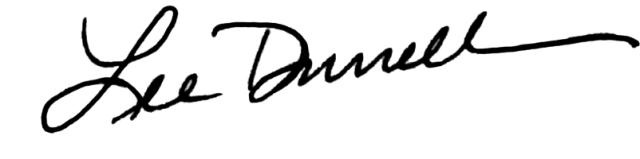 Lee signature